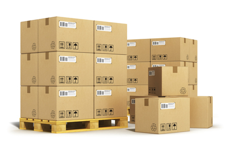 wholesale bulk order shipping boxes containing locks, hardware, and door parts
